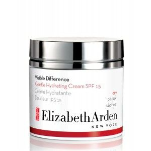 Buy Elizabeth Arden Visible Difference Gentle Hydrating Cream SPF 15 - For Dry Skin - Nykaa