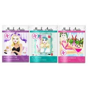 Buy Chill Pill Combo 3 Facial Sheet Masks - Nykaa