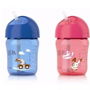 Buy Philips Avent Straw Cups - Nykaa