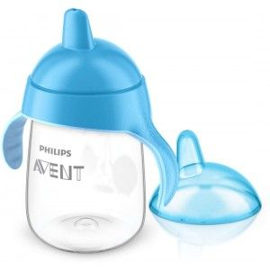 Buy Philips Avent Premium Spout Cup - Blue - Single Pack - Nykaa