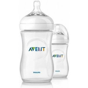 Buy Philips Avent Natural Bottle - Twin Pack - Nykaa