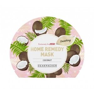 Buy DearPacker Home Remedy Mask - Coconut - Nykaa