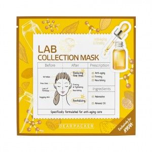 Buy DearPacker Lab Collection Mask - Anti-Aging & Firming - Nykaa