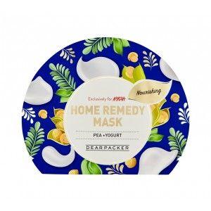 Buy DearPacker Home Remedy Mask - Pea + Yogurt - Nykaa
