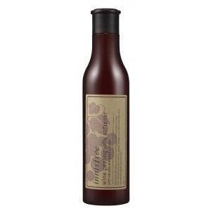 Buy Innisfree Wine Peeling Jelly Softener - Nykaa