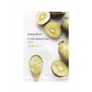 Buy Innisfree It's Real Squeeze Mask - Kiwi - Nykaa