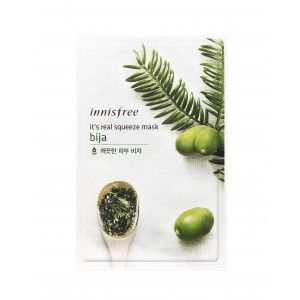 Buy Innisfree It's Real Squeeze Mask - Bija - Nykaa