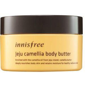 Buy Innisfree Jeju Camellia Body Butter - Nykaa