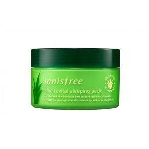 Buy Innisfree Aloe Revital Sleeping Pack - Nykaa