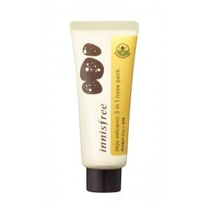 Buy Innisfree Jeju Volcanic 3 In 1 Nose Pack  - Nykaa