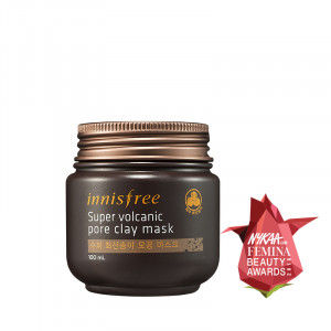 Buy Innisfree Super Volcanic Pore Clay Mask - Nykaa