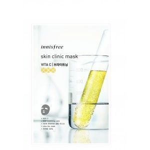 Buy Innisfree Skin Clinic Mask - Vita C - Nykaa