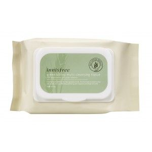 Buy Innisfree Green Barley Multi Cleansing Tissue - Nykaa