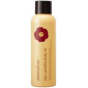 Buy Innisfree Jeju Camellia Body Oil - Nykaa