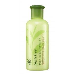 Buy Innisfree Green Tea Balancing Skin - Nykaa