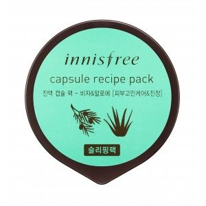 Buy Innisfree Capsule Recipe Pack - Bija & Aloe - Nykaa