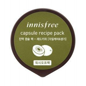 Buy Innisfree Capsule Recipe Pack - Red Kiwi - Nykaa