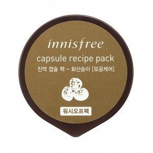Buy Innisfree Capsule Recipe Pack - Volcanic Clay - Nykaa