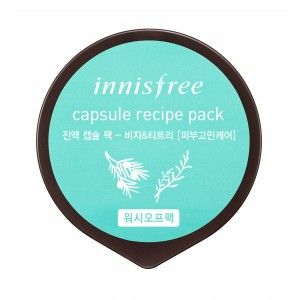 Buy Innisfree Capsule Recipe Pack - Bija & Tea Tree - Nykaa