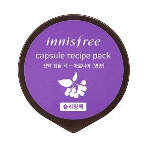 Buy Innisfree Capsule Recipe Pack - Aronia - Nykaa