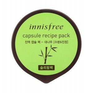 Buy Innisfree Capsule Recipe Pack - Bamboo - Nykaa