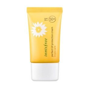 Buy Innisfree Perfect UV Protection Cream Triple Care SPF50+ PA+++ - Nykaa