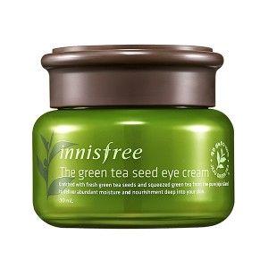 Buy Innisfree The Green Tea Seed Eye Cream - Nykaa
