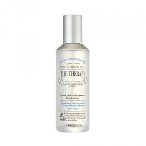 Buy The Face Shop The Therapy Hydrating Tonic Treatment - Nykaa