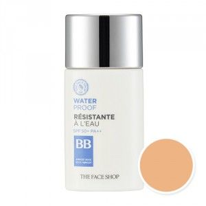 Buy The Face Shop Waterproof BB Cream - Nykaa