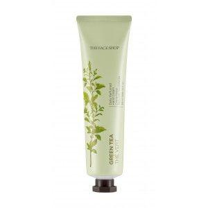 Buy The Face Shop Daily Perfume Hand Cream 05 Green Tea - Nykaa
