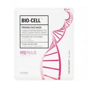 Buy The Face Shop Bio-Cell Firming Face Mask - Nykaa