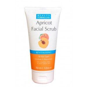 Buy Beauty Formulas Apricot Facial Scrub Revitalising - Nykaa