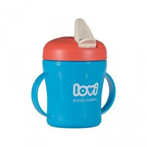 Buy Lovi First Baby Cup Blue - Nykaa