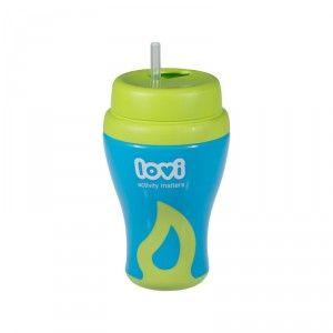 Buy Lovi Straw Cup Green - Nykaa