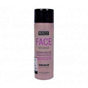 Buy Beauty Formulas Face Visage Refreshing Facial Tonic - Nykaa