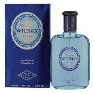 Buy Evaflor Whisky Vintage Eau De Toilette - Nykaa