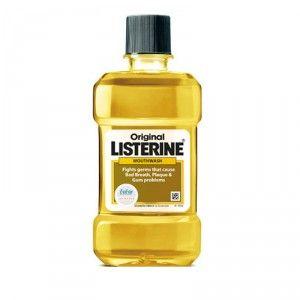 Buy Listerine Original - Nykaa
