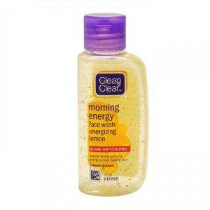 Buy Clean & Clear Morning Energy Face Wash - Lemon - Nykaa
