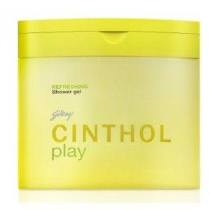Buy Cinthol Play Refreshing Shower Gel - Nykaa