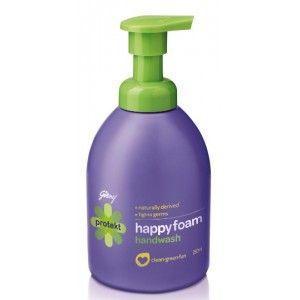 Buy Godrej Protekt Happy Foam Handwash - Nykaa