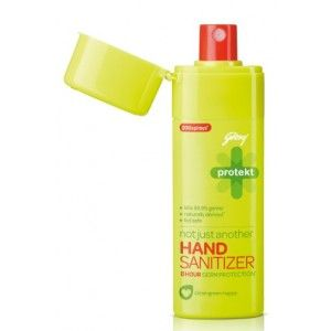 Buy Godrej Protekt Not Just Another Hand Sanitizer - Nykaa