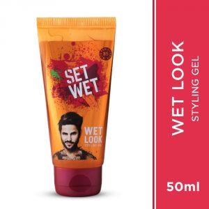 Buy Set Wet Style Wet Look Gel - Nykaa