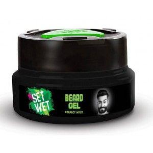 Buy Set Wet Beard Styling Gel-250ml - Nykaa