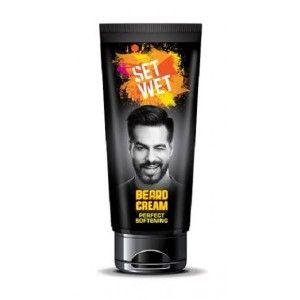 Buy Set Wet Beard Styling Cream-50ml - Nykaa