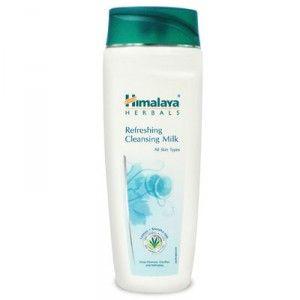 Buy Himalaya Herbals Refreshing Cleansing Milk - Nykaa