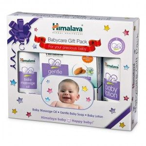 Buy Himalaya Baby Care Gift Pack (Oil-Soap-Lotion) - Nykaa