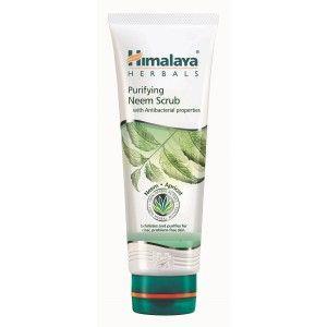 Buy Himalaya Herbals Purifying Neem Scrub - Nykaa