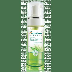 Buy Himalaya Herbals Purifying Neem Foaming Face Wash - Nykaa