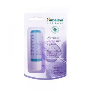 Buy Himalaya Herbals Natural Intensive Lip Balm - Nykaa