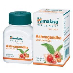 Buy Himalaya Wellness Ashvagandha 60 Tablets - Nykaa